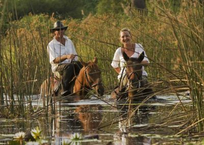 Beautiful Tours Botswana Horse Riding Safari